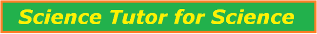Science Tutor for Science Tuition